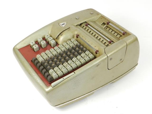 BRUNSVIGA 11S ELECTRICA AÑO 1958