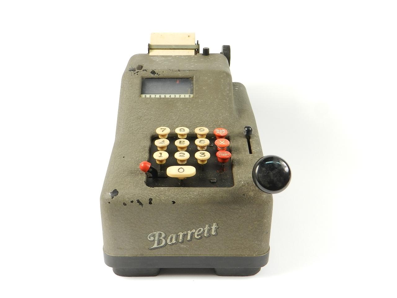 Imagen BARRETT  AÑO 1940 33804