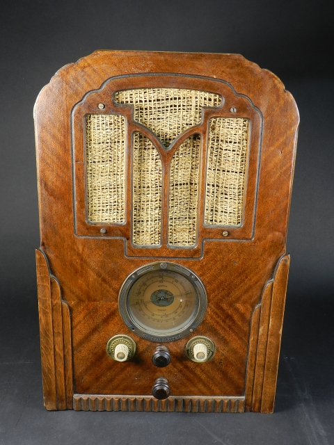RADIO CAPILLA GENERAL ELECTRIC AÑO 1930