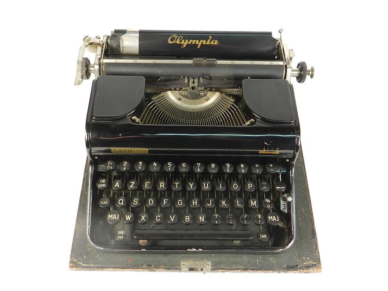 Imagen OLYMPIA DE LUXE AÑO 1935 34489
