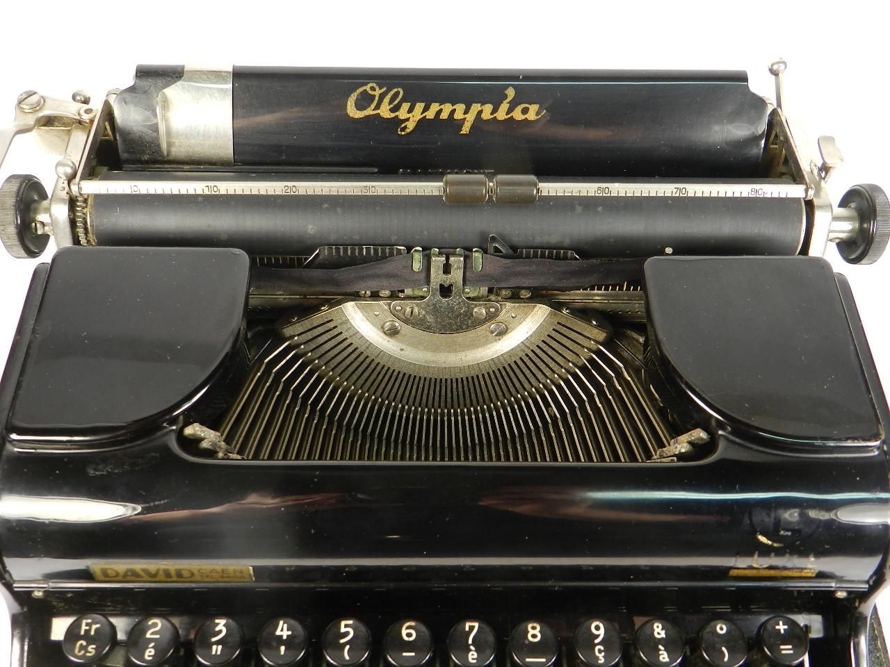 Imagen OLYMPIA DE LUXE AÑO 1935 34491
