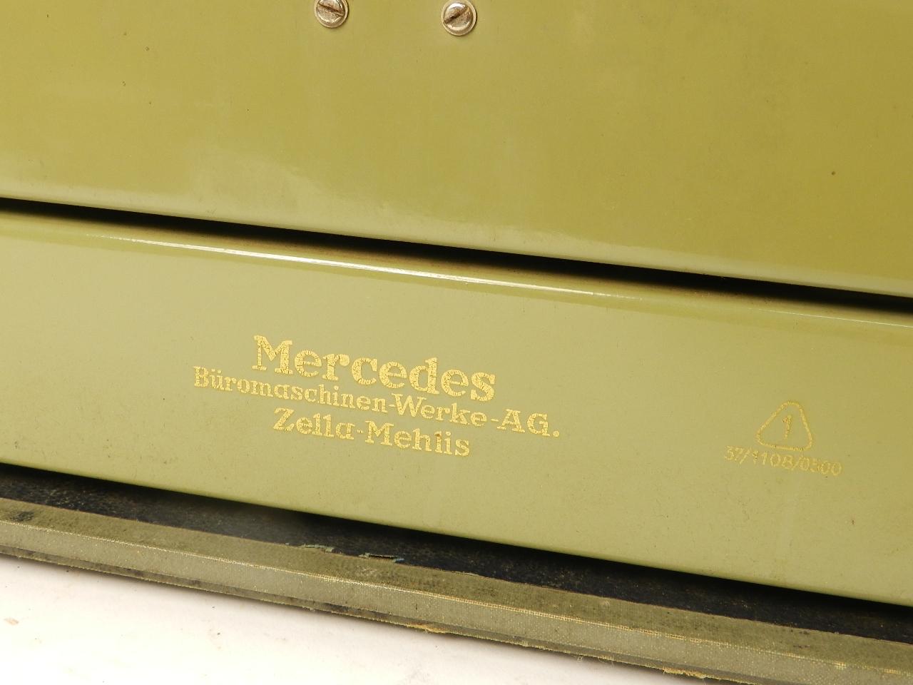 Imagen MERCEDES K45 AÑO 1950 34523