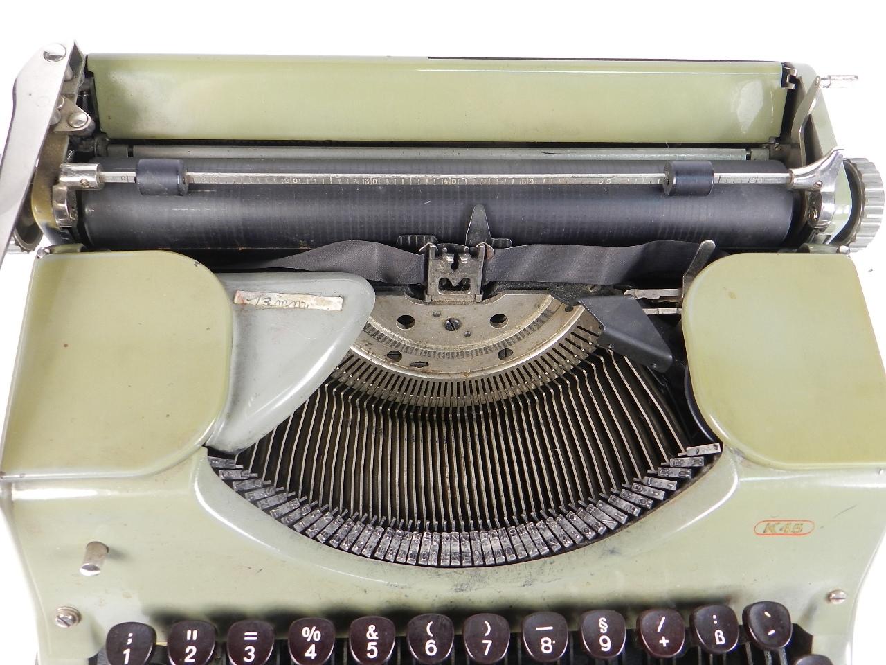Imagen MERCEDES K45 AÑO 1950 34527