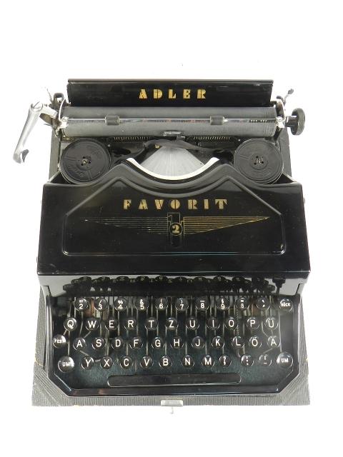 ADLER FAVORITE Nº2  AÑO 1935