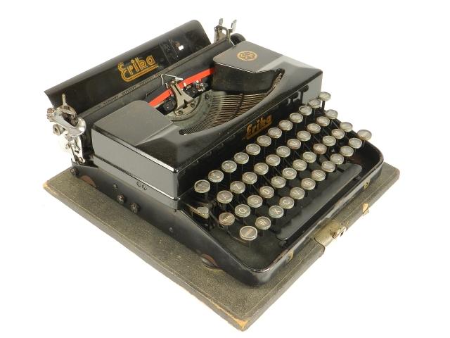 ERIKA 5 AÑO 1940