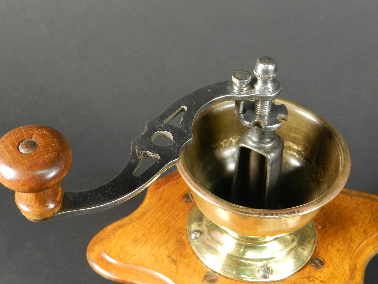 Imagen MOLINILLO DE CAFE AÑO 1900 34721
