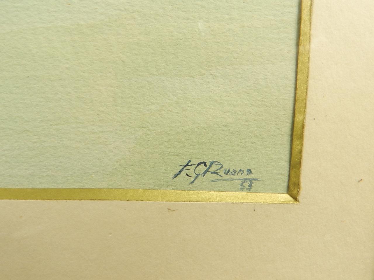 Imagen PINTURA F.G. RUANO AÑO 1953 34994