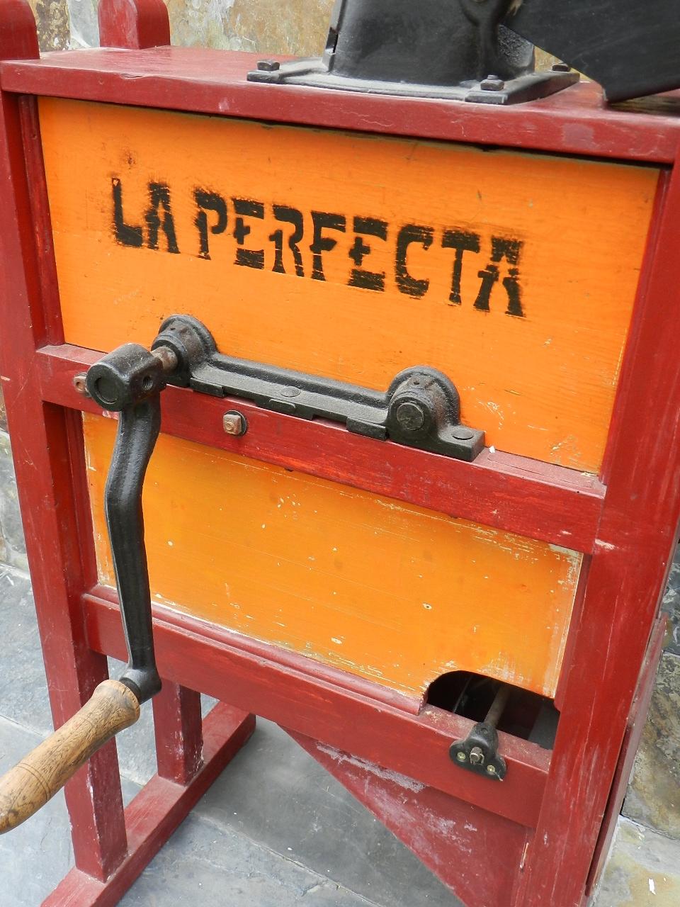 Imagen DESGRANADORA DE MAIZ LA PERFECTA 35135