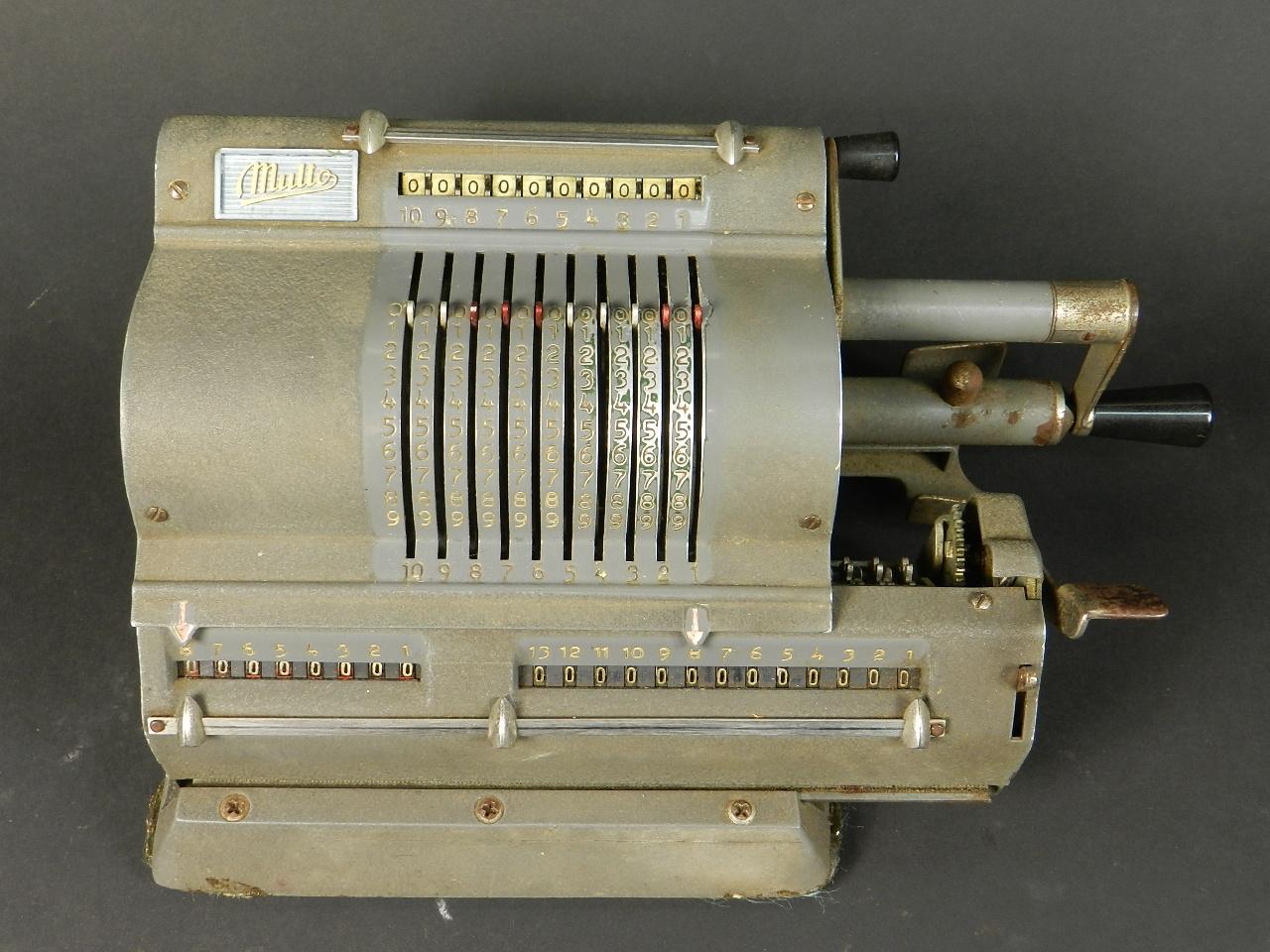 Imagen MULTO Nº3  AÑO 1949 35323