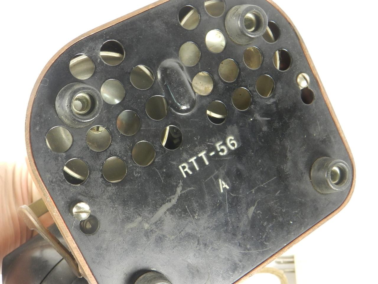 Imagen TELEFONO SOBREMESA COBRE AÑO 1940 35354