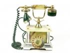 TELEFONO SOBREMESA ONIX VERDE AÑO 1960