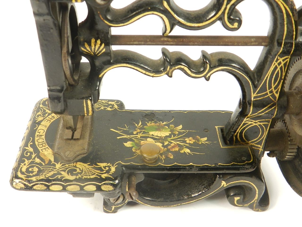 Imagen THE GLOBE JAMES G. WEIR - CHARLES RAYMOND AÑO 1869 35594