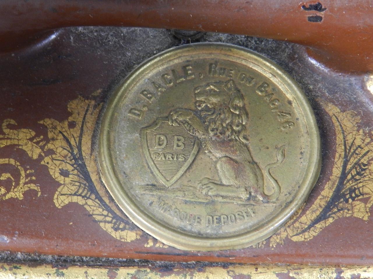 Imagen EXPRESS BACLE COLOR MARRÓN AÑO 1885 35616